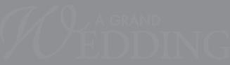 A Grand Wedding Magazine